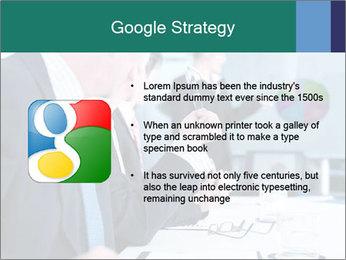 Business presentation PowerPoint Template - Slide 10