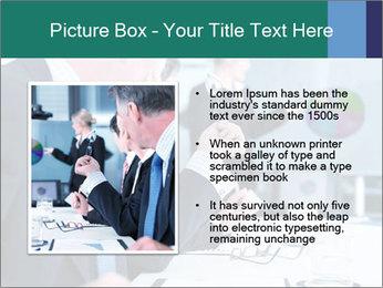 Business presentation PowerPoint Template - Slide 13