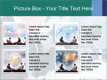 Business presentation PowerPoint Template - Slide 14