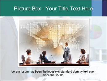 Business presentation PowerPoint Template - Slide 16
