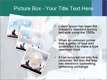 Business presentation PowerPoint Template - Slide 17