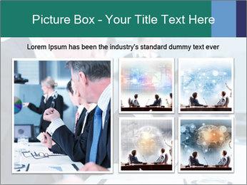 Business presentation PowerPoint Template - Slide 19