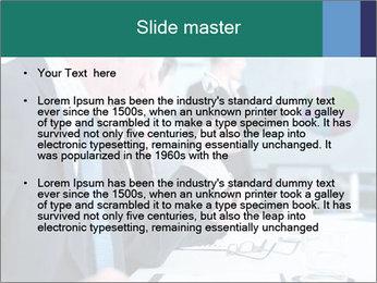 Business presentation PowerPoint Template - Slide 2