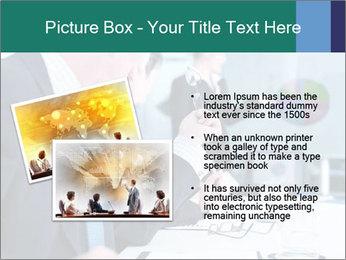 Business presentation PowerPoint Template - Slide 20
