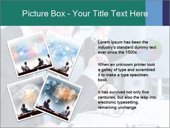 Business presentation PowerPoint Template - Slide 23