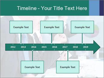 Business presentation PowerPoint Template - Slide 28