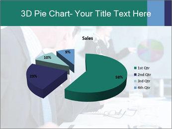 Business presentation PowerPoint Template - Slide 35
