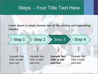 Business presentation PowerPoint Template - Slide 4