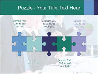 Business presentation PowerPoint Template - Slide 41