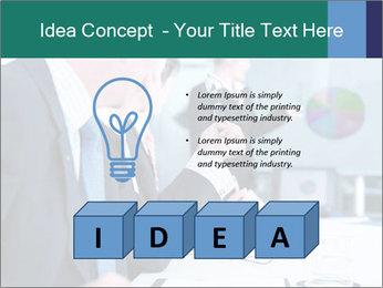 Business presentation PowerPoint Template - Slide 80