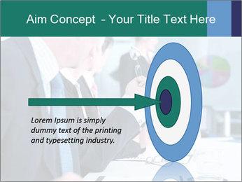 Business presentation PowerPoint Template - Slide 83