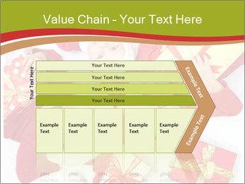 Three children in Christmas PowerPoint Templates - Slide 27