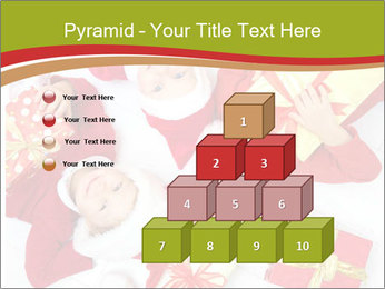 Three children in Christmas PowerPoint Templates - Slide 31