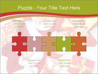 Three children in Christmas PowerPoint Templates - Slide 41