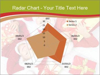 Three children in Christmas PowerPoint Templates - Slide 51