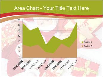 Three children in Christmas PowerPoint Templates - Slide 53
