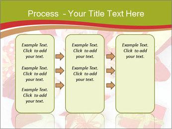 Three children in Christmas PowerPoint Templates - Slide 86