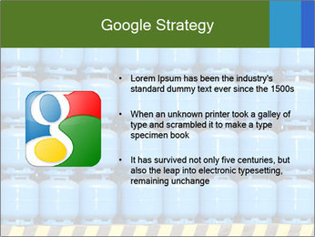 Gas cylinder storage PowerPoint Template - Slide 10