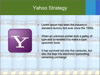 Gas cylinder storage PowerPoint Template - Slide 11