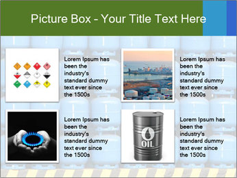 Gas cylinder storage PowerPoint Templates - Slide 14