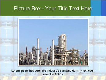 Gas cylinder storage PowerPoint Template - Slide 15
