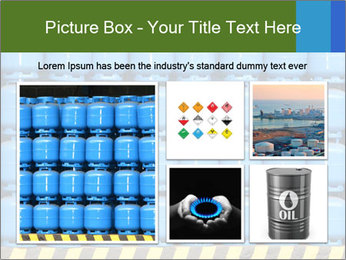 Gas cylinder storage PowerPoint Templates - Slide 19