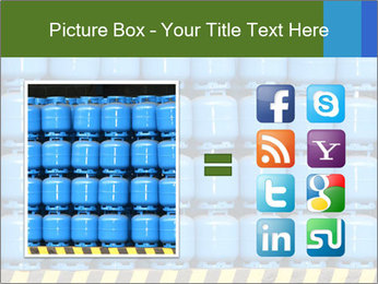 Gas cylinder storage PowerPoint Template - Slide 21