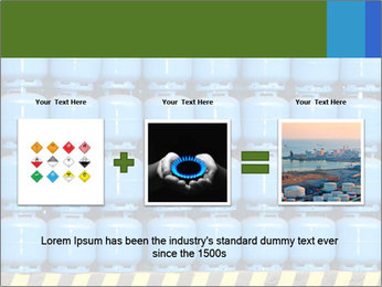 Gas cylinder storage PowerPoint Templates - Slide 22