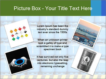 Gas cylinder storage PowerPoint Template - Slide 24