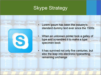 Gas cylinder storage PowerPoint Template - Slide 8