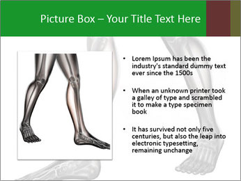 Human radiography scan PowerPoint Templates - Slide 13