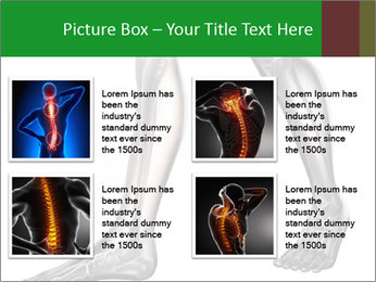 Human radiography scan PowerPoint Templates - Slide 14