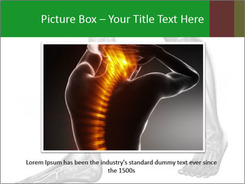 Human radiography scan PowerPoint Templates - Slide 15