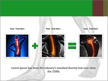 Human radiography scan PowerPoint Templates - Slide 22