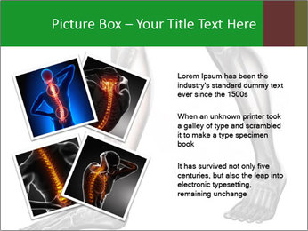 Human radiography scan PowerPoint Templates - Slide 23