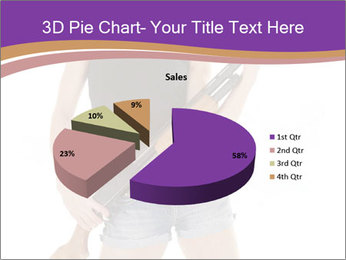 A cowgirl PowerPoint Templates - Slide 35