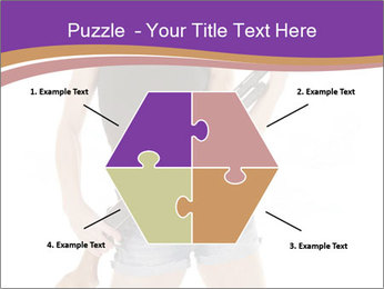 A cowgirl PowerPoint Templates - Slide 40