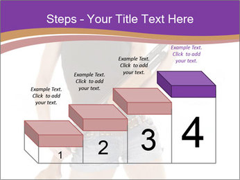 A cowgirl PowerPoint Templates - Slide 64