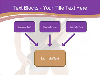 A cowgirl PowerPoint Templates - Slide 70