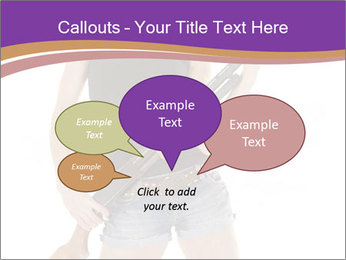 A cowgirl PowerPoint Templates - Slide 73