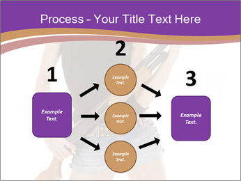 A cowgirl PowerPoint Templates - Slide 92