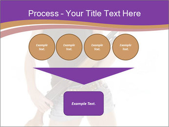 A cowgirl PowerPoint Templates - Slide 93