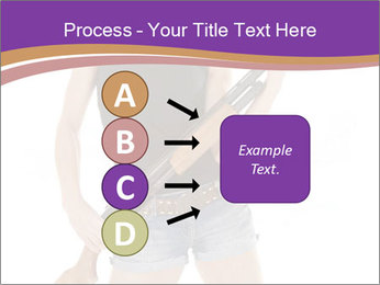 A cowgirl PowerPoint Templates - Slide 94