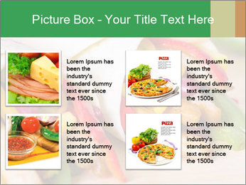 Mexican fajitas PowerPoint Templates - Slide 14
