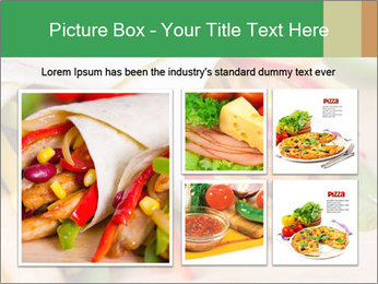 Mexican fajitas PowerPoint Templates - Slide 19