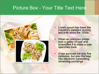 Mexican fajitas PowerPoint Templates - Slide 20