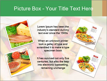 Mexican fajitas PowerPoint Templates - Slide 24