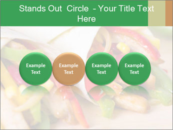 Mexican fajitas PowerPoint Templates - Slide 76