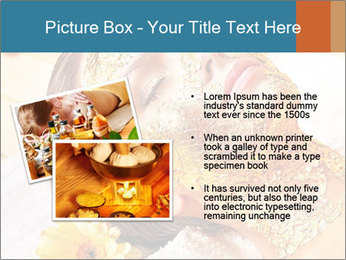 Gold mask PowerPoint Templates - Slide 20