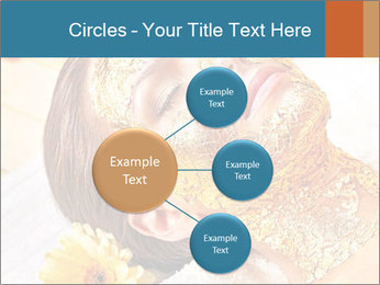 Gold mask PowerPoint Templates - Slide 79